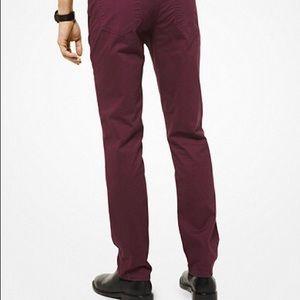 Men's Michael KORS Parker Slim Fit Pants